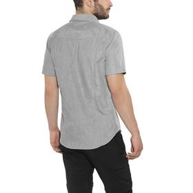 Bergans Justøy Shirt SS Men Solid Grey